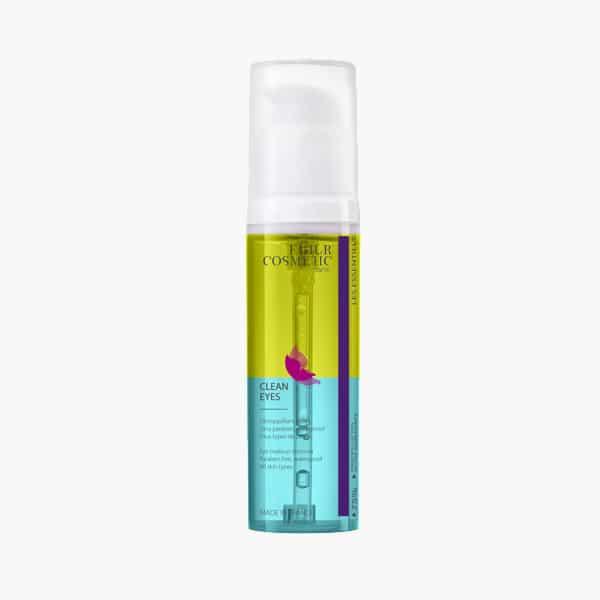 Lotion démaquillante Clean Eyes de Futur cosmetic chez Citron Vert