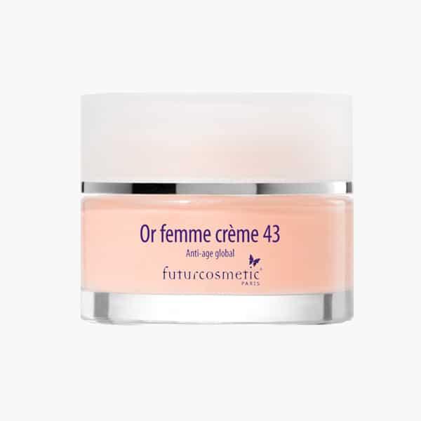 Crème Or Femme, elixir de jeunesse de Futur Cosmetic chez citron Vert
