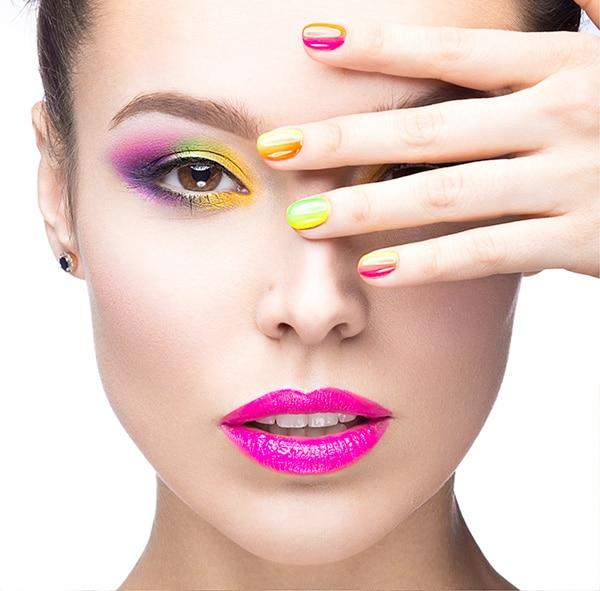 Gel et pose d'ongles - instituts de beauté Citron Vert
