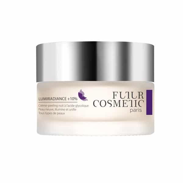 Lumiradiance +10% de futur cosmetic chez Citron Vert