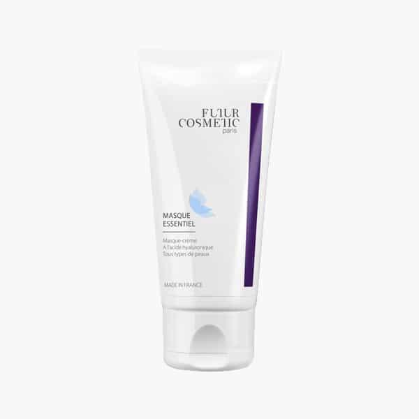 Masque crème hydratant Essentiel de Futur Cosmetic chez Citron Vert