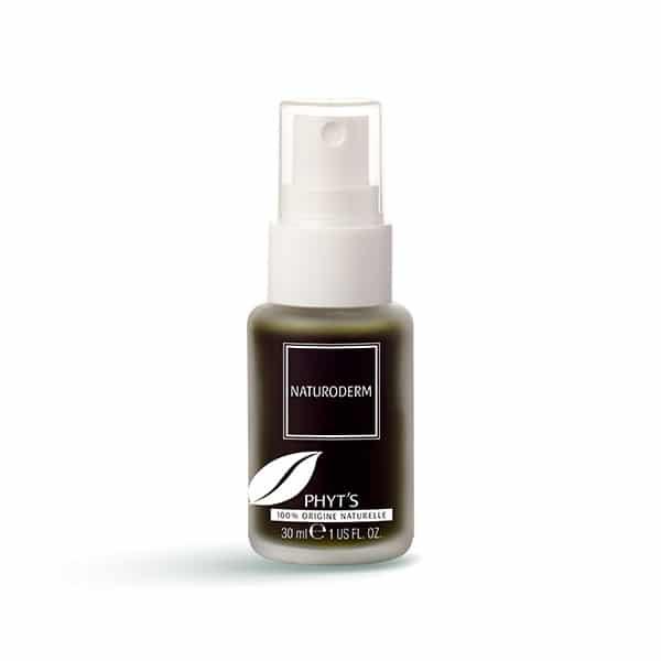 Soin Naturoderm de la gamme Aromaclear de la marque bio Phyt's