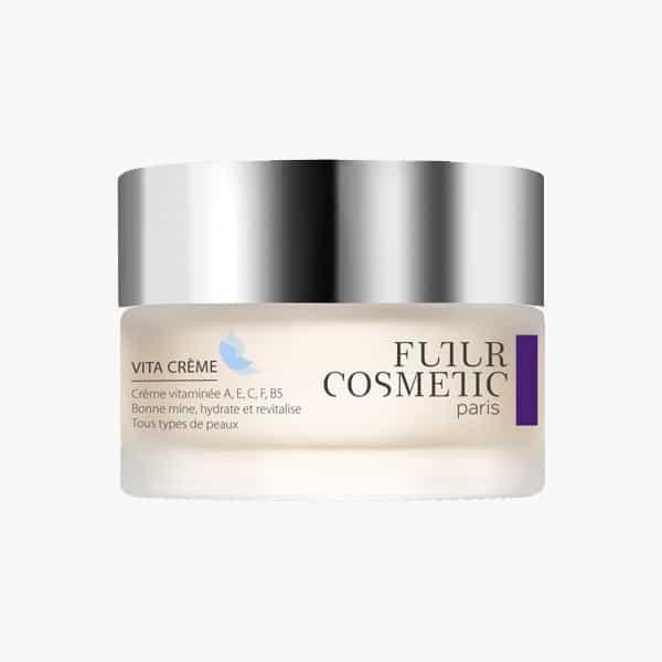 Vita crème hydratante de la marque futur cosmetic chez Citron Vert