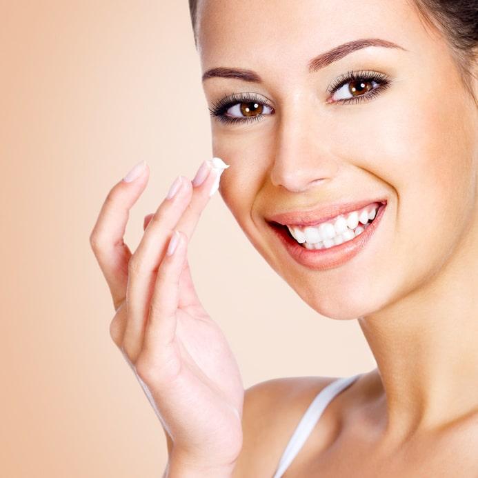 Les types de peau : mixte. Astuce beauté institut de beauté Citron Vert
