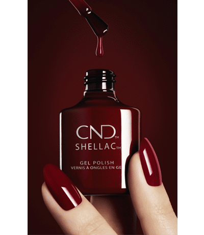 Vernis semi-permanent - CND™ SHELLAC™
